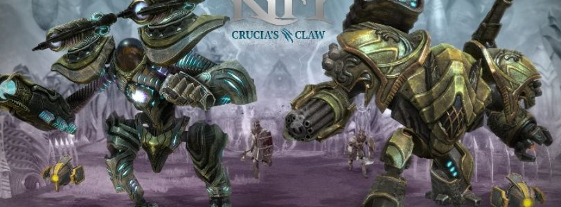 Test Your Mettle and Your Metal in RIFT 4.3 Crucia's Claw