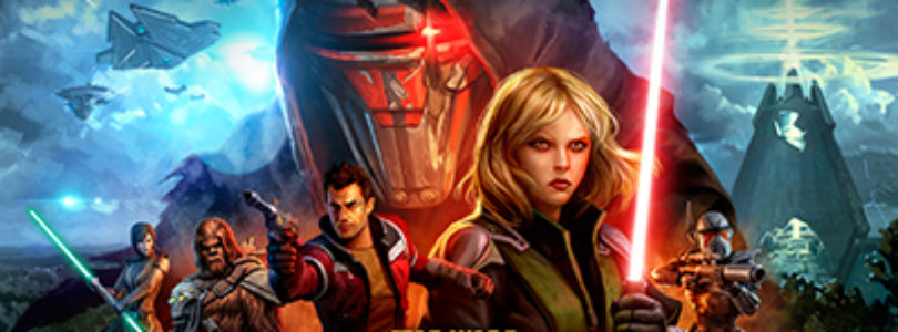 Star Wars: The Old Republic – 2 Expansions for Free! [ENDED]