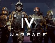 Warface: Four years' anniversary!