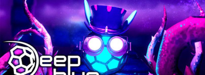 Free Deep Blue 3D Maze Keys! [ENDED]