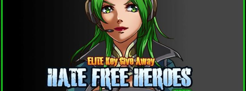 Hate Free Heroes Online: Free ELITE Package!