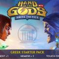 Hand of the Gods: SMITE Tactics – Free Greek Starter Pack!