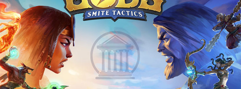 Hand of the Gods: SMITE Tactics – Free Greek Starter Pack!