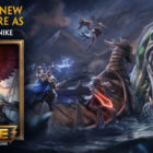 SMITE: Play as Harbinger Nike for Free!