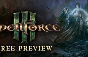 SpellForce III Beta Free Weekend!