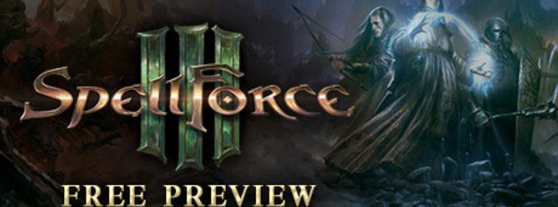 SpellForce III Beta Free Weekend! [ENDED]