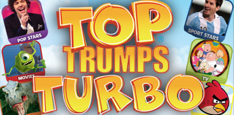 Get Top Trumps Turbo For Free