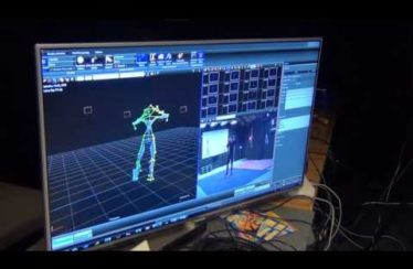 Street Warriors Online Mocap Session