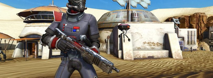 Star Wars: The Old Republic – Get your own Special Forces Armor!