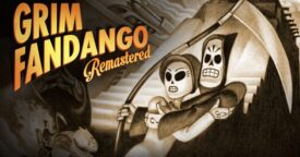Free Grim Fandango Remastered (GOG) [ENDED]