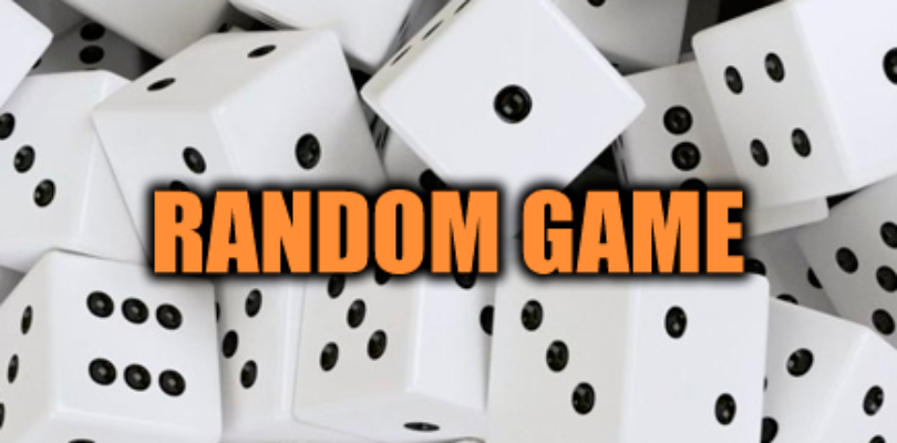 Random Steam Game!
