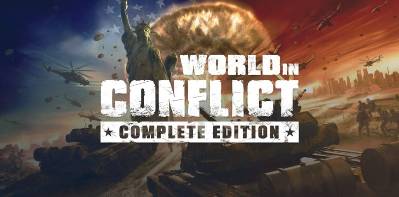 Grab World in Conflict: Complete Edition For FREE On Uplay