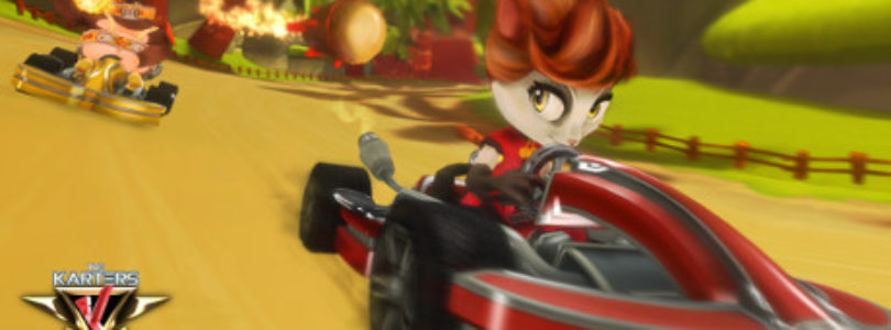 The Karters Closed Beta Sign Up