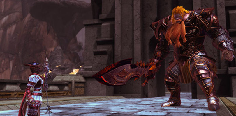 neverwinter fire giant - photo #13