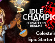 Idle Champions of the Forgotten Realms: Free Celeste's Starter Pack (DLC) [ENDED]