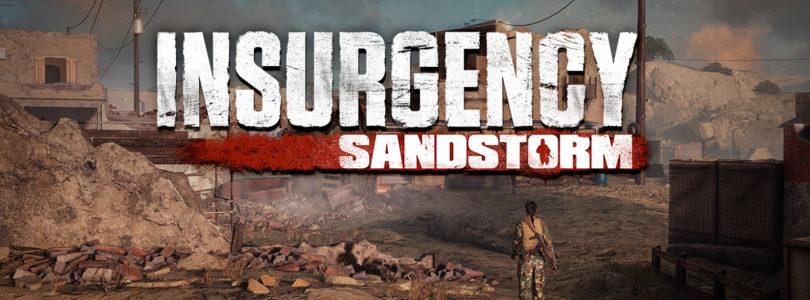 Insurgency: Sandstorm Alpha Sign Up!