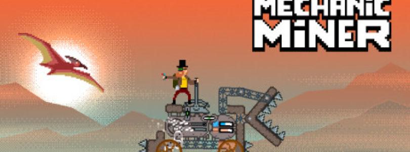 Mechanic Miner Alpha Sign Up!
