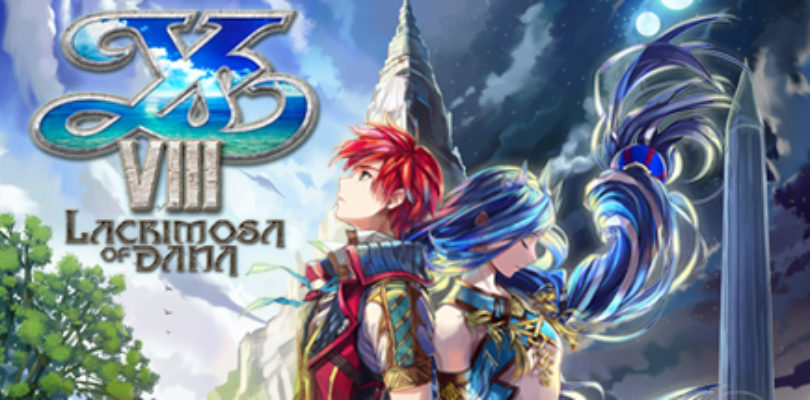 Ys VIII: Lacrimosa of DANA Beta Sign Up