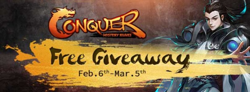 Conquer Online Gift Pack Giveaway!