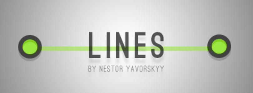 Free Lines by Nestor Yavorskyy!