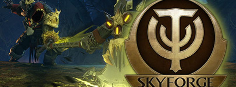 Skyforge: Free Starter Pack Giveaway!