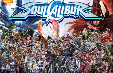 Soul Calibur Alpha Test!