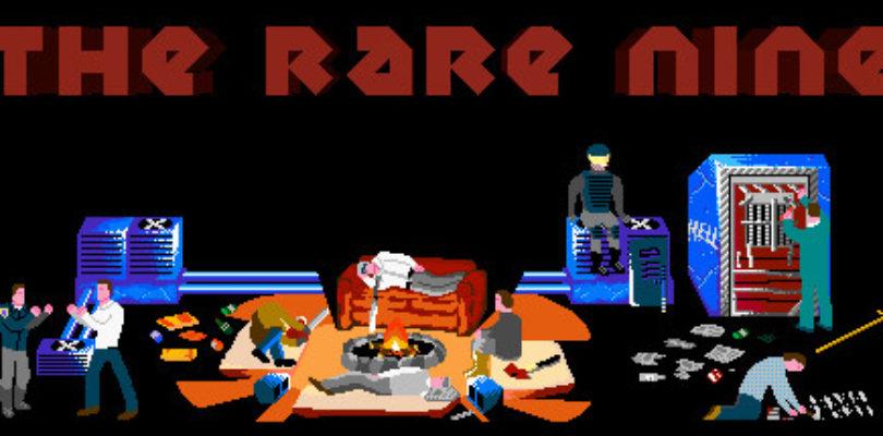 Free The Rare Nine!
