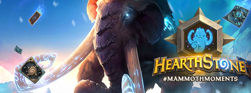 Hearthstone: Looking Back on a Year of Mammoth Proportions!