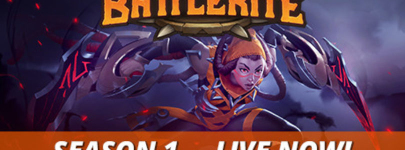 Free Battlerite – Razer Serpent Mount!