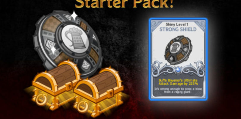 Free Idle Champions of the Forgotten Realms – Starter Pack!