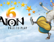 6 Years of AION Free-to-Play!