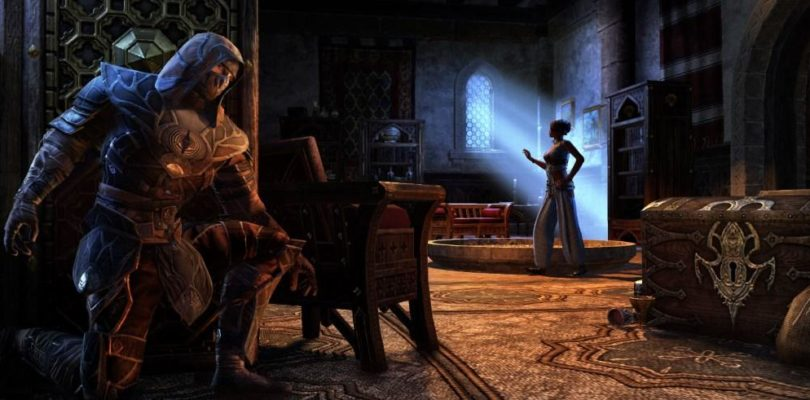 The Elder Scrolls Online: Crime Pays During the Thieves Guild and Dark Brotherhood Celebration Event