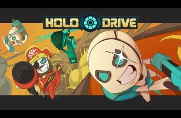 Holodrive – Free to Play Announcement Trailer