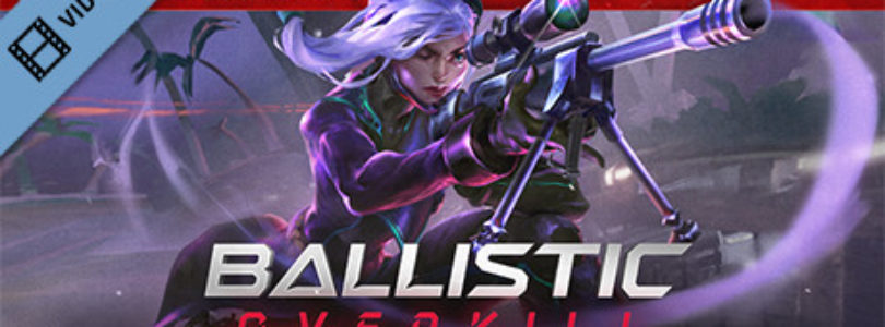 Free Weekend – Ballistic Overkill [ENDED]
