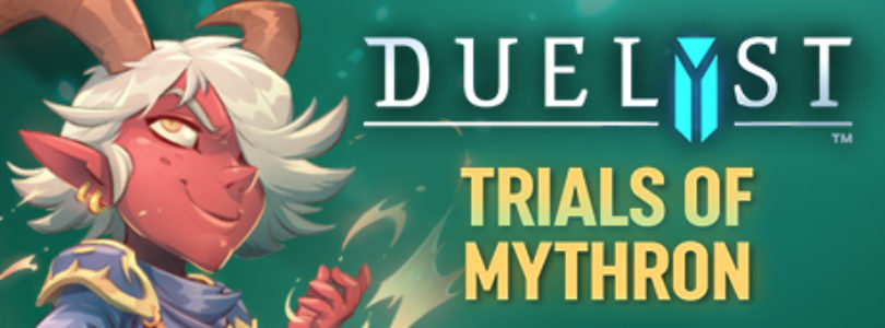 Duelyst: Free Trials of Mythron Orbs!