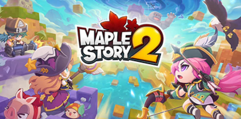 MapleStory 2 Beta Sign Up [ENDED]