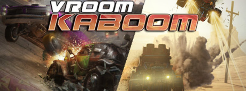Vroom Kaboom Closed Beta