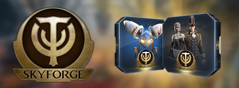 Skyforge Bundle Key Giveaway