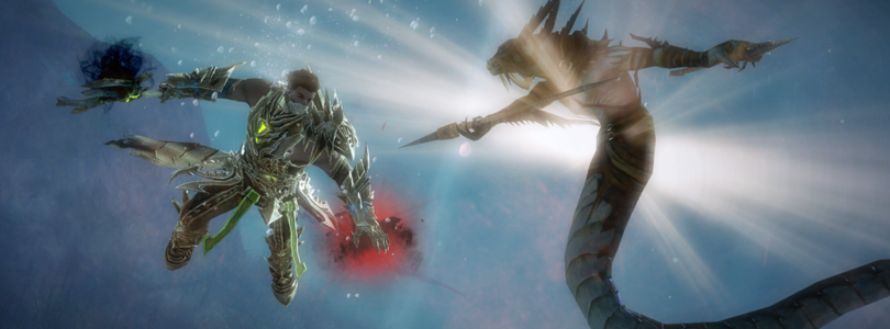 Guild Wars 2: Making a Splash – Changes to Underwater Combat and Rewards