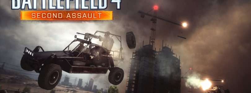 Battlefield 4 Second Assault (DLC)