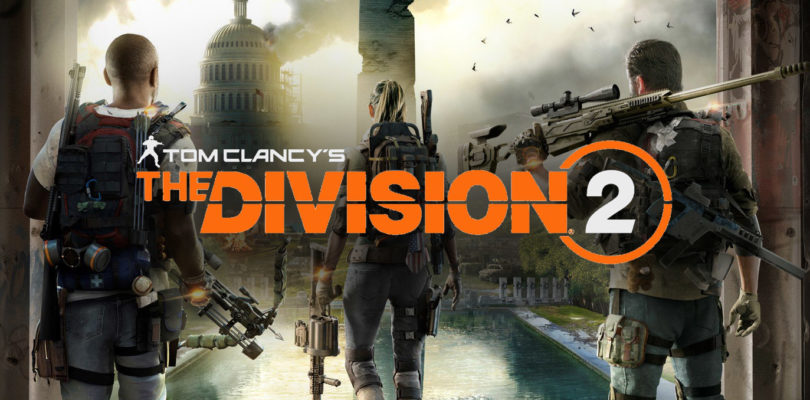 Tom Clancy's The Division 2 Beta Sign Up