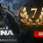 Total War Arena: Free Gold and Premium Codes!