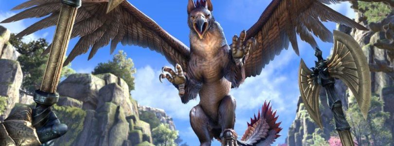 Bringing the mighty gryphon to ESO: Summerset!