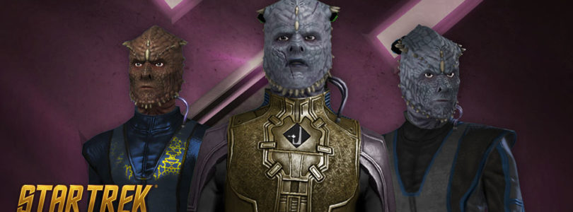 Star Trek Online: Join the Gamma Recruits!