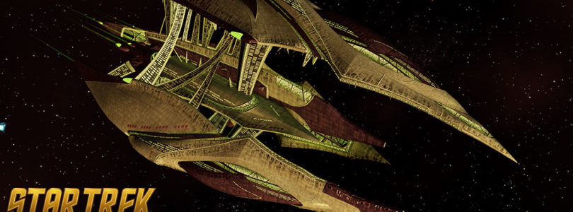 Star Trek Online: The New Hur'q Dreadnought Leads an Infinity R&D Promo!