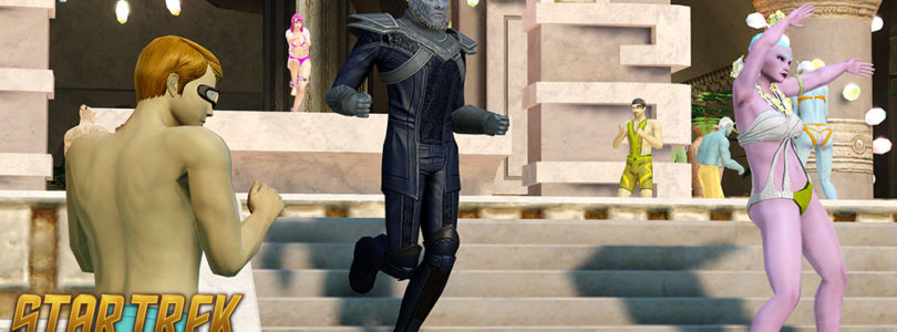 Star Trek Online: The 2018 Risa Lohlunat Festival!