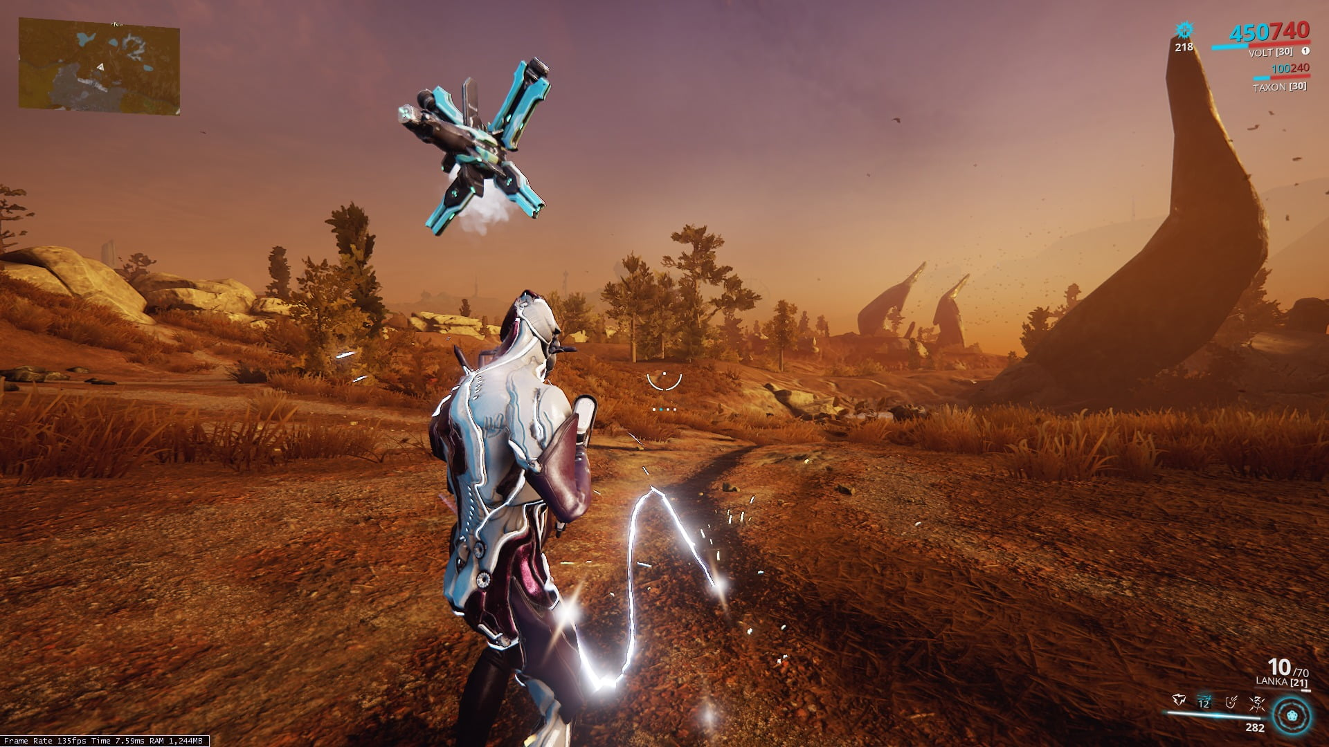 Warframe Review - Beauty for beauty's sake