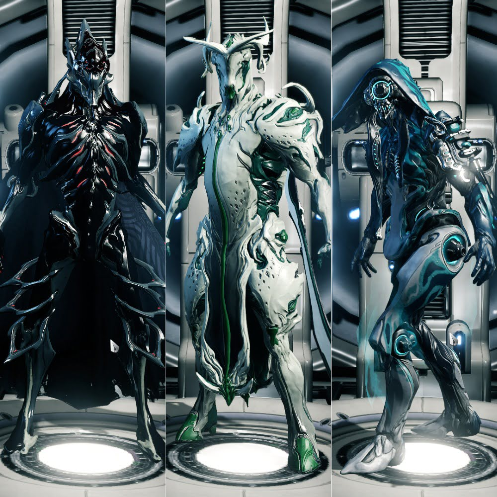 Warframe Review - Functional and fashionable