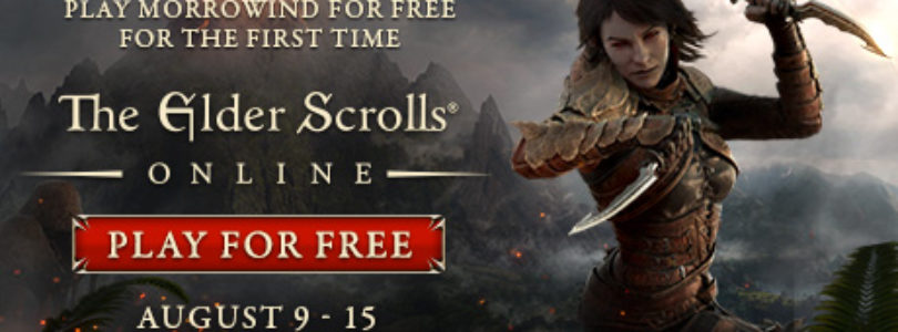 Play The Elder Scrolls® Online for Free!