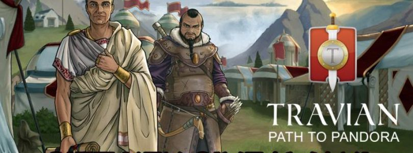 Travian: Legends – Path to Pandora Beta Keys